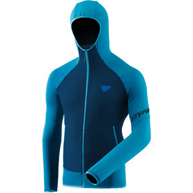 Dynafit Transalper Light Polartec Capuchon Jas Heren, mykonos blue